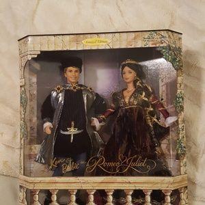 Vintage Ken & Barbie Romeo and Juliet
